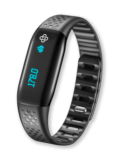 Kinetik Bluetooth Activity Tracker for training with your partner