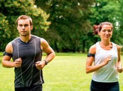 Workout with a partner for better results