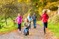 Ideas for a healthy half term