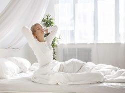 sleep relieves stress