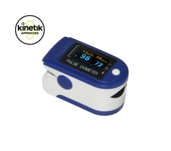 Kinetik Approved Finger Pulse Oximter