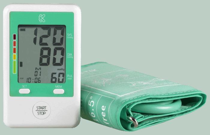 Blood Pressure Monitor Bpx1 Cutout | Kinetik Wellbeing