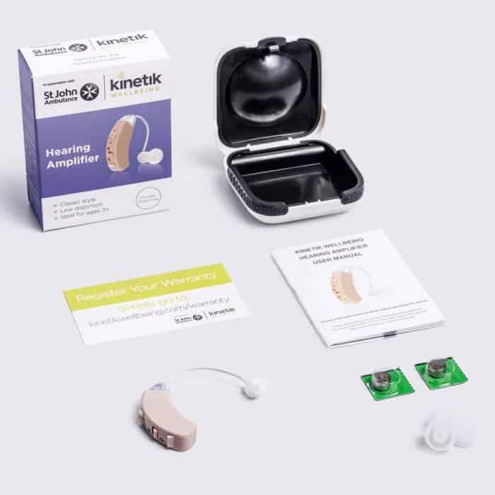 Digital Hearing Amplifier