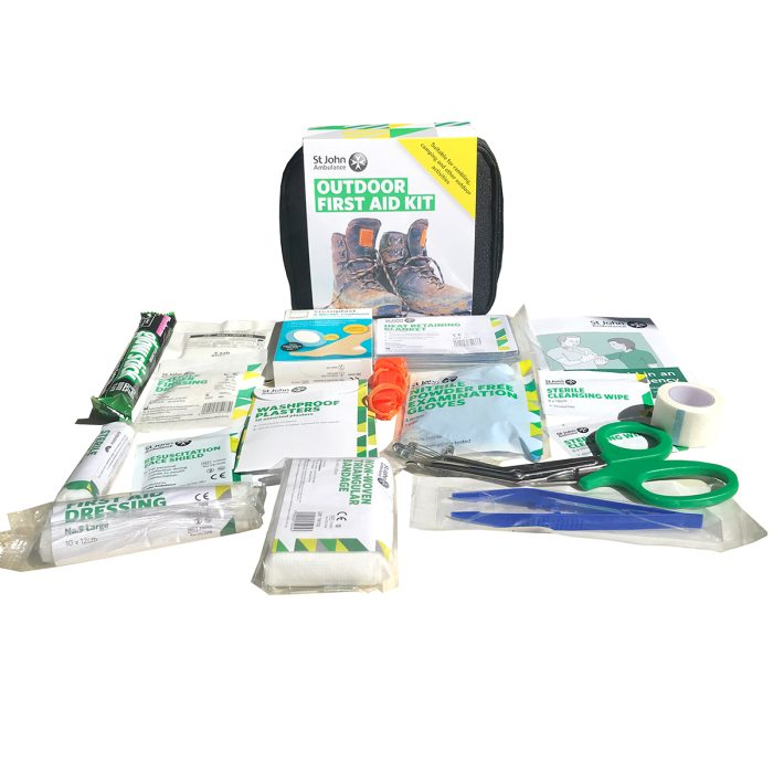 Outdoor First Aid Kit Inside