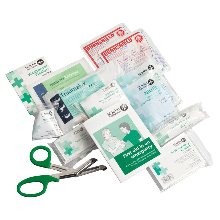 Refill For Medium Motor Vehicle Fa Kit